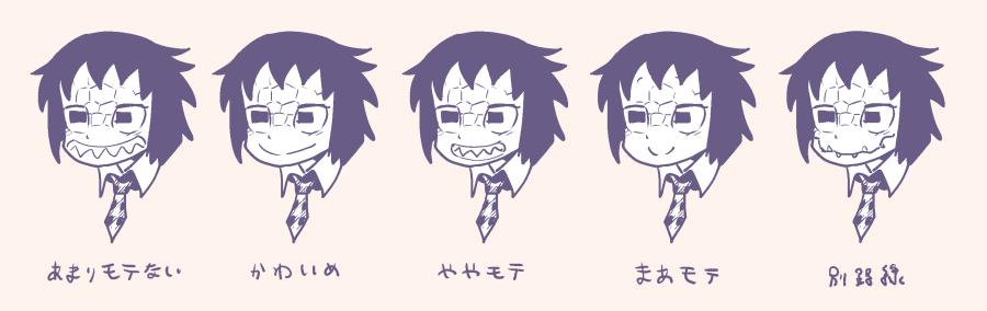 ギザ歯考3