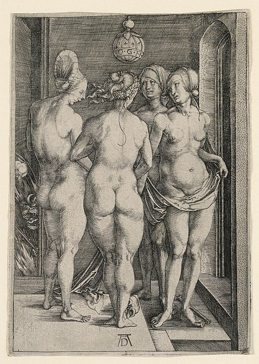 Print,_Four_Nude_Women_(The_Four_Witches),_1497_(CH_18383911-2)
